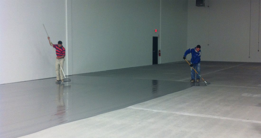 flooring and coating