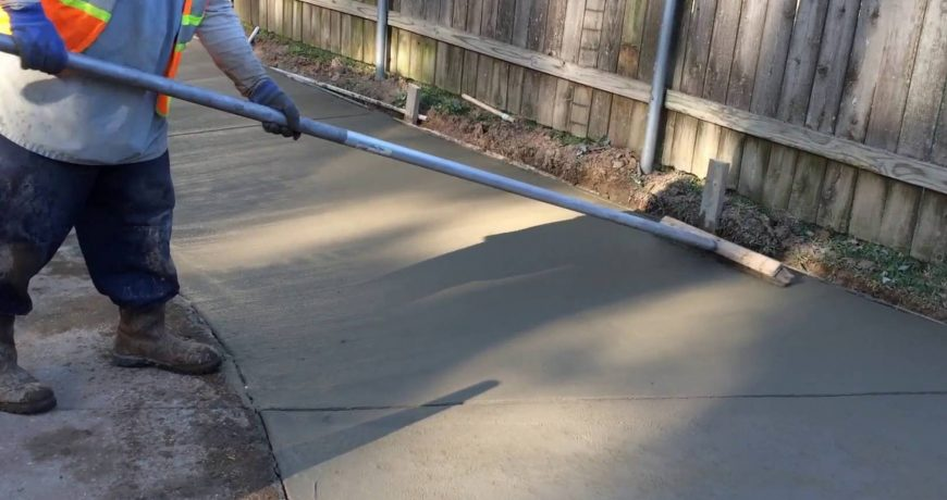 CONCRETE REPAIRS & FINISHES